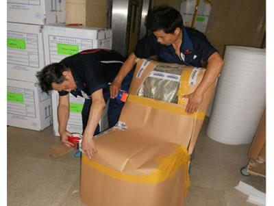 贵重物品打包装服务