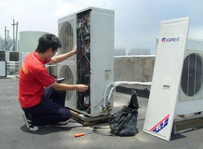 广州搬家公司专业空调移机业务