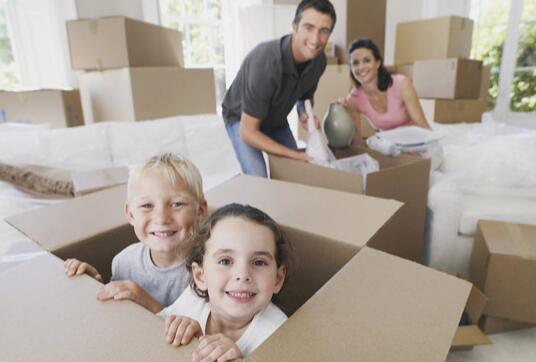 业主搬家服务方案提供最好的搬家服务